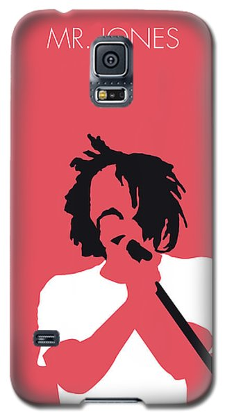 Crow Galaxy S5 Case - No102 My Counting Crows Minimal Music Poster by Chungkong Art