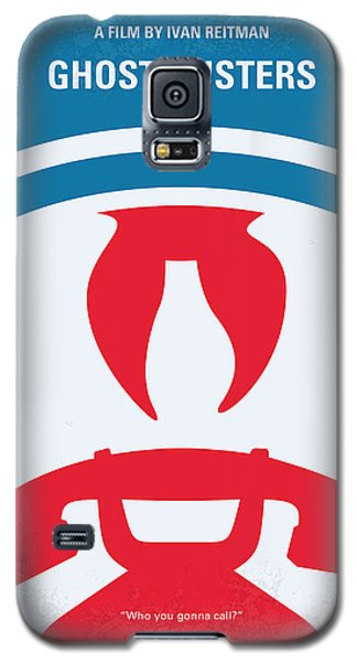 Apple Galaxy S5 Case - No104 My Ghostbusters Minimal Movie Poster by Chungkong Art