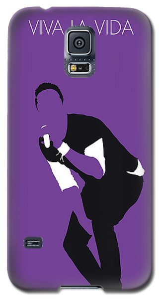 No121 My Coldplay Minimal Music Poster Galaxy S5 Case