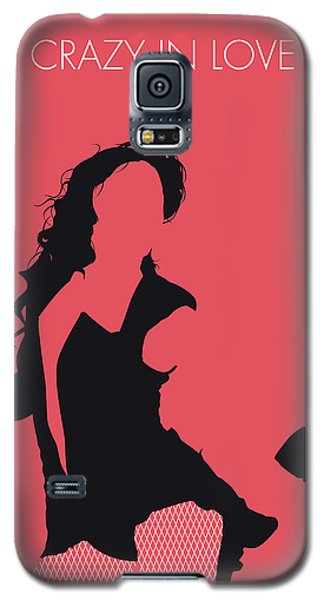 Rhythm And Blues Galaxy S5 Case - No122 My Beyonce Minimal Music Poster by Chungkong Art