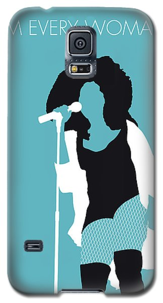 Rhythm And Blues Galaxy S5 Case - No155 My Chaka Khan Minimal Music Poster by Chungkong Art