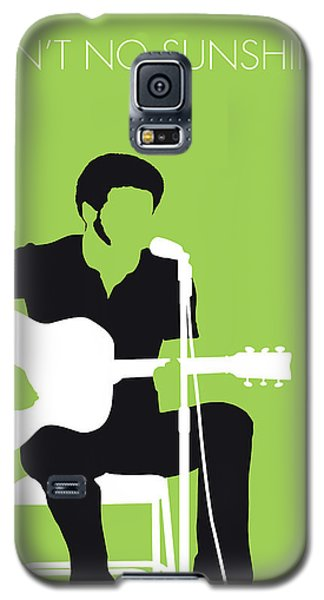 Rhythm And Blues Galaxy S5 Case - No156 My Bill Withers Minimal Music Poster by Chungkong Art