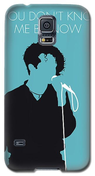 Rhythm And Blues Galaxy S5 Case - No165 My Simply Red Minimal Music Poster by Chungkong Art