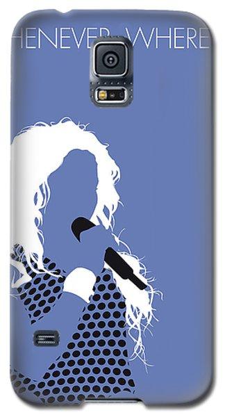 No168 My Shakira Minimal Music Poster Galaxy S5 Case