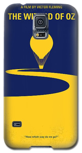 No177 My Wizard Of Oz Minimal Movie Poster Galaxy S5 Case