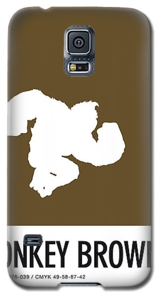 Daisy Galaxy S5 Case - No37 My Minimal Color Code Poster Donkey Kong by Chungkong Art