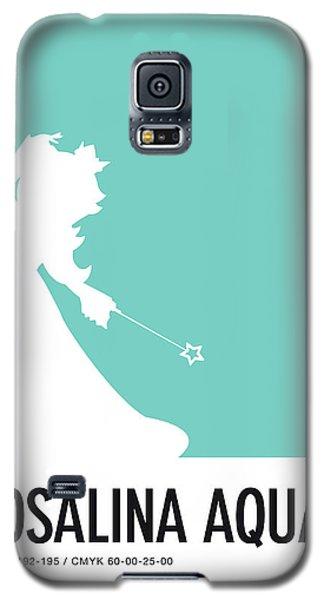 Daisy Galaxy S5 Case - No39 My Minimal Color Code Poster Rosalina by Chungkong Art