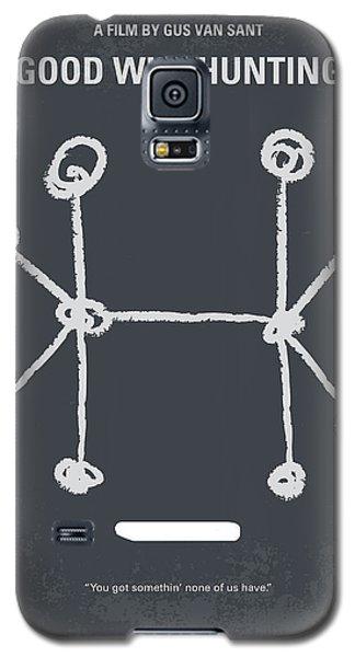 No461 My Good Will Hunting Minimal Movie Poster Galaxy S5 Case by Chungkong Art