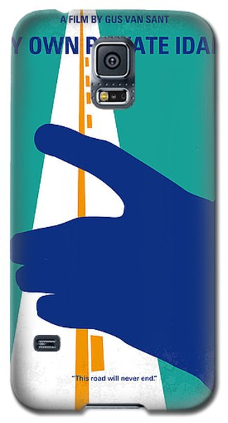 No472 My Own Private Idaho Minimal Movie Poster Galaxy S5 Case by Chungkong Art