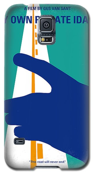 No472 My Own Private Idaho Minimal Movie Poster Galaxy S5 Case
