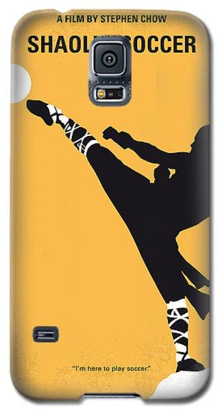 No480 My Shaolin Soccer Minimal Movie Poster Galaxy S5 Case by Chungkong Art