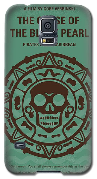 No494-1 My Pirates Of The Caribbean I Minimal Movie Poster Galaxy S5 Case