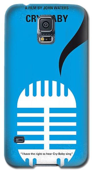 No505 My Cry-baby Minimal Movie Poster Galaxy S5 Case by Chungkong Art
