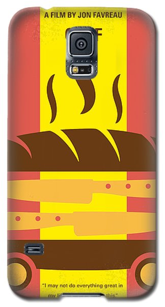 Truck Galaxy S5 Case - No524 My Chef Minimal Movie Poster by Chungkong Art