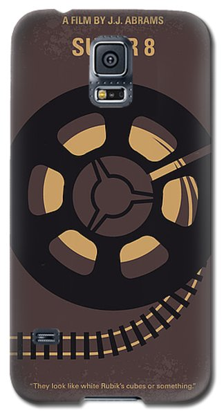 Truck Galaxy S5 Case - No578 My Super 8 Minimal Movie Poster by Chungkong Art