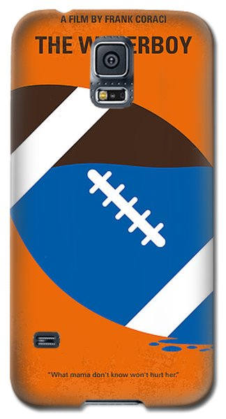 No580 My The Waterboy Minimal Movie Poster Galaxy S5 Case by Chungkong Art