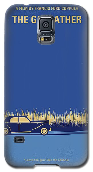 No686-1 My Godfather I Minimal Movie Poster Galaxy S5 Case
