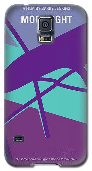 Miami Galaxy S5 Case - No757 My Moonlight Minimal Movie Poster by Chungkong Art