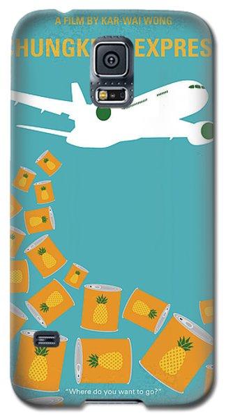 No835 My Chungking Express Minimal Movie Poster Galaxy S5 Case