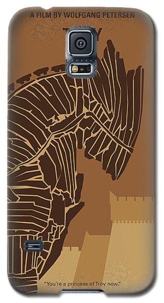 Orlando Bloom Galaxy S5 Case - No862 My Troy Minimal Movie Poster by Chungkong Art