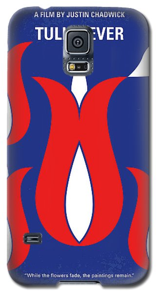 Tulip Galaxy S5 Case - No875 My Tulip Fever Minimal Movie Poster by Chungkong Art