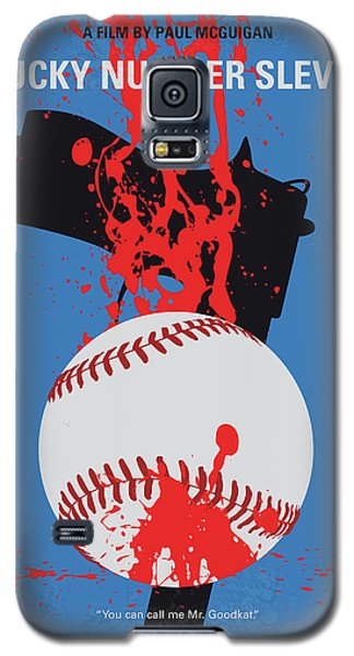 Fairy Galaxy S5 Case - No880 My Lucky Number Slevin Minimal Movie Poster by Chungkong Art