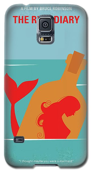 Johnny Depp Galaxy S5 Case - No925 My The Rum Diary Minimal Movie Poster by Chungkong Art