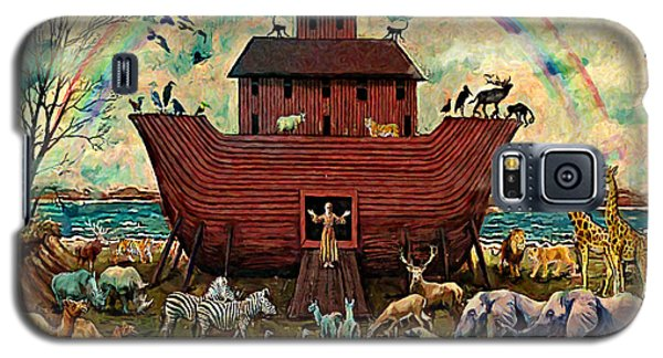 Noah's Ark Galaxy S5 Case
