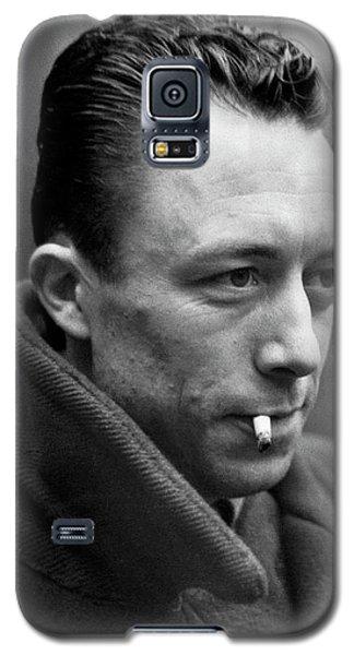 Nobel Prize Winning Writer Albert Camus Paris, France, 1944 -2015 Galaxy S5 Case
