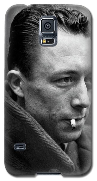 Nobel Prize Winning Writer Albert Camus Paris, France, 1962 -2015 Galaxy S5 Case