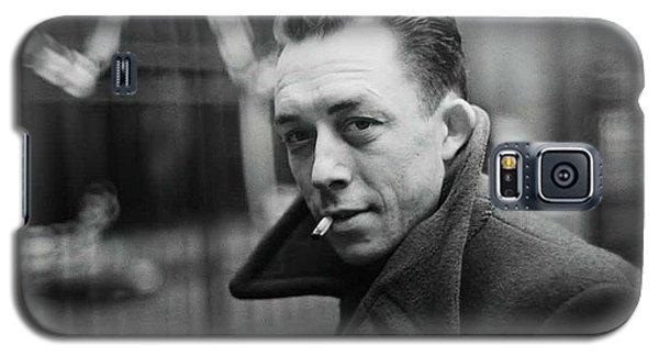 Nobel Prize Winning Writer Albert Camus Paris 1944 - 2015           Galaxy S5 Case