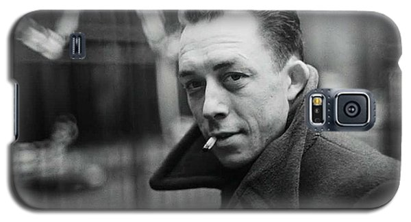 Nobel Prize Winning Writer Albert Camus Paris 1944 - 2015           Galaxy S5 Case