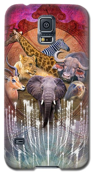 Noble Creatures Galaxy S5 Case