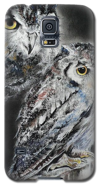 Noble Owl Guardian Of The Afterlife Galaxy S5 Case
