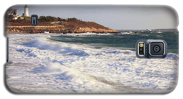 Nobska Point Seascape Galaxy S5 Case