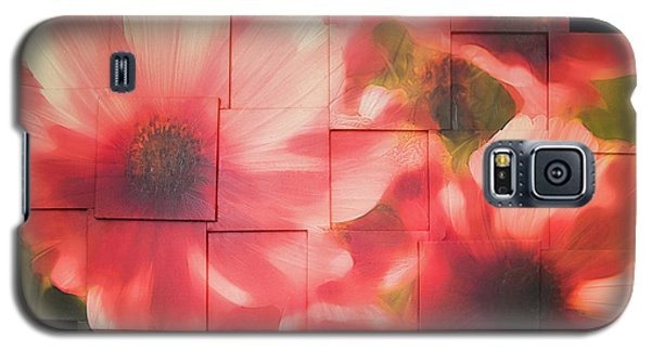 Nocturnal Pinks Photo Sculpture Galaxy S5 Case
