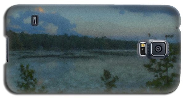 Nocturne At Ames Long Pond Galaxy S5 Case