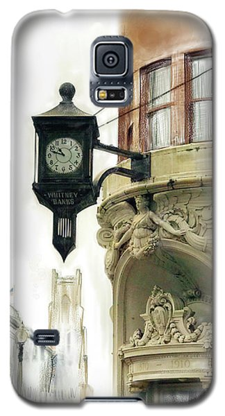 Nola Time Galaxy S5 Case