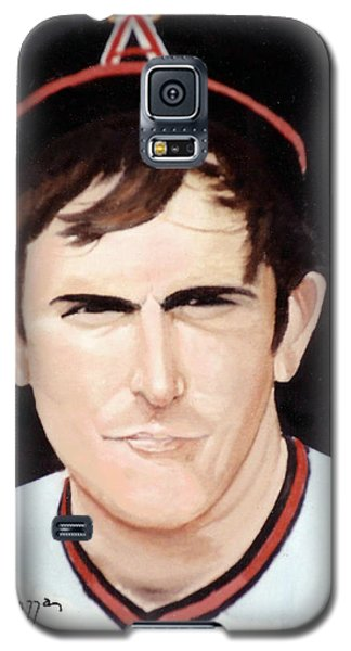 Nolan Ryan With The Angels Galaxy S5 Case
