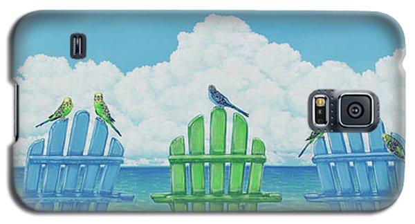 Non Hostile Takeover Galaxy S5 Case