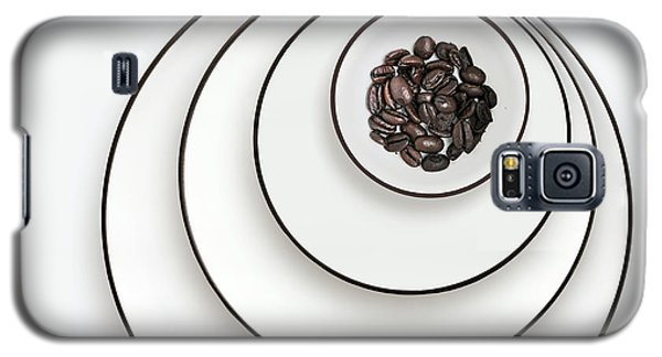Nonconcentric Dishware And Coffee Galaxy S5 Case by Joe Bonita