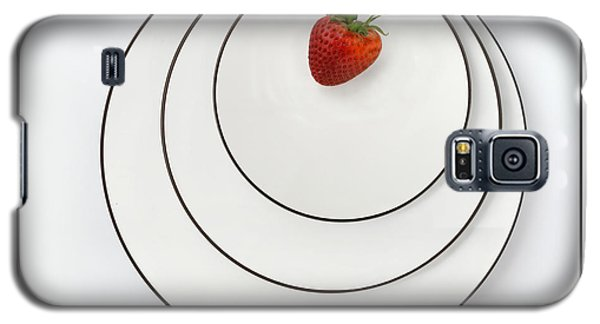 Nonconcentric Strawberry No. 2 Galaxy S5 Case