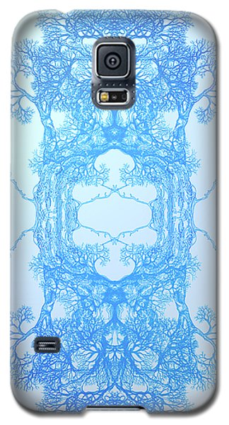 Nonphysical Me Tree 17 Hybrid 3 Galaxy S5 Case