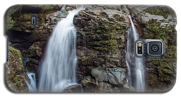 Nooksak Falls Galaxy S5 Case