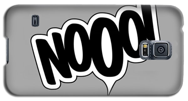 Nooo Galaxy S5 Case