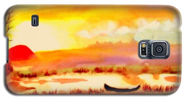 Normandy Fields Galaxy S5 Case
