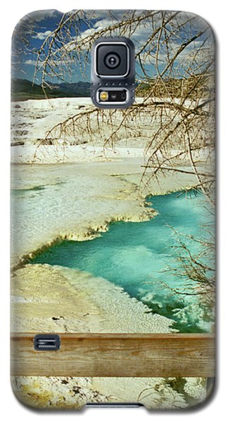 Norris Hot Spring Galaxy S5 Case