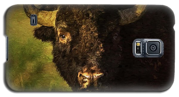 North American Buffalo Galaxy S5 Case