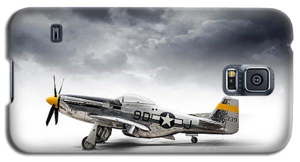 North American P-51 Mustang Galaxy S5 Case by Douglas Pittman