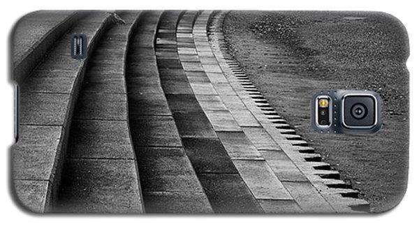 Galaxy S5 Case - North Beach, Heacham, Norfolk, England by John Edwards